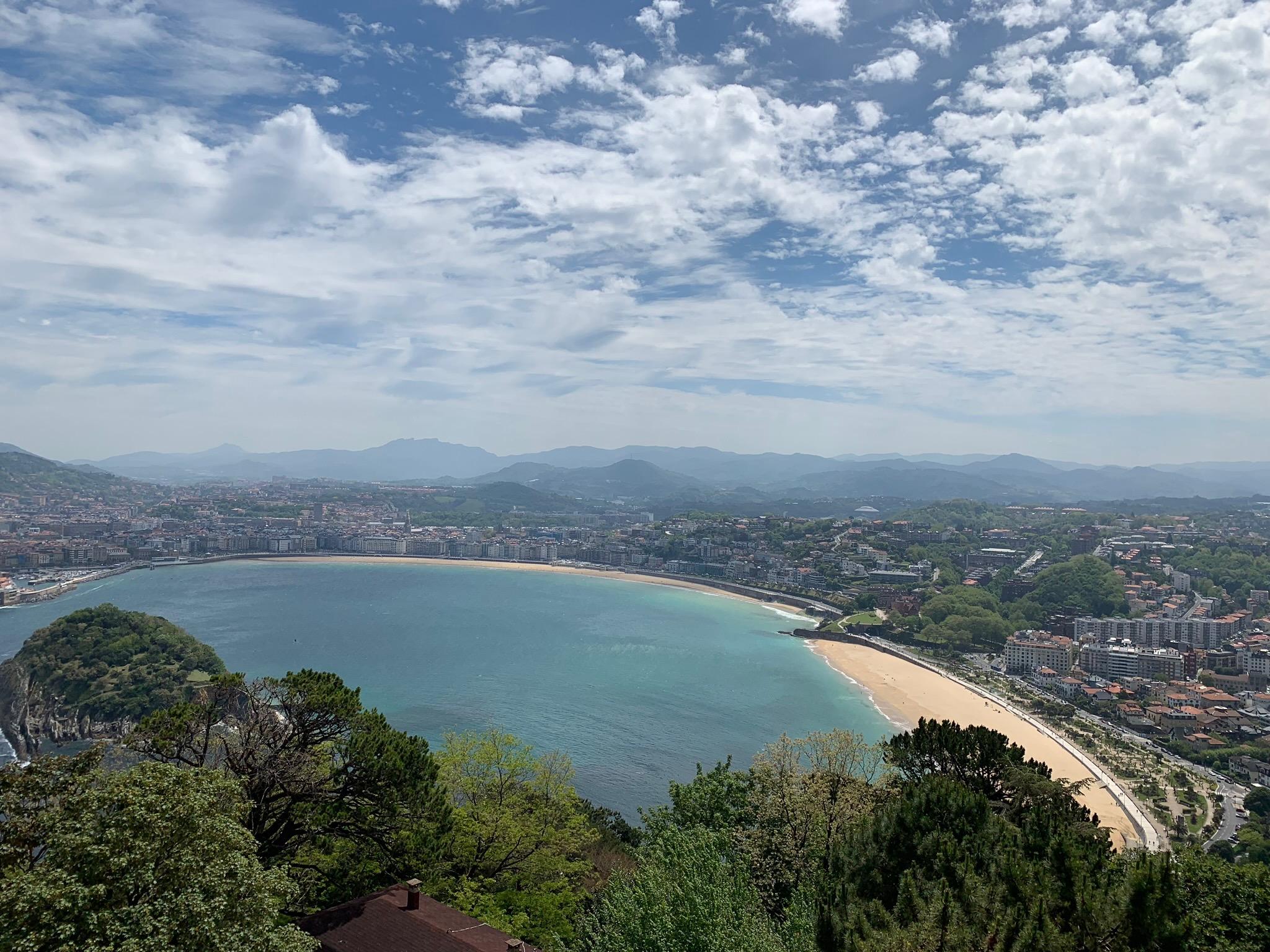 San Sebastián, Basque Country - Spain